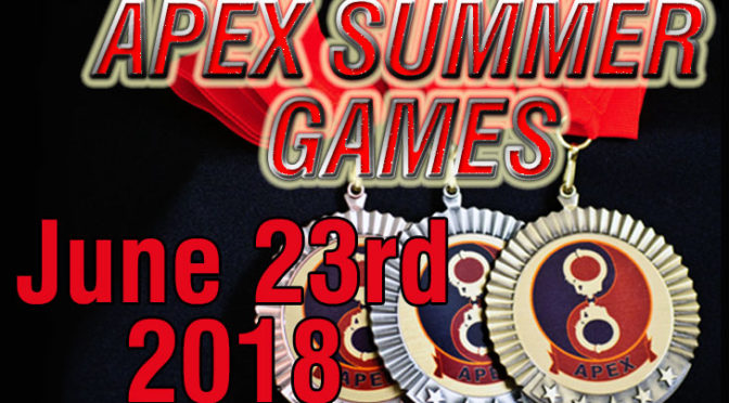 2018 APEX Summer Games!