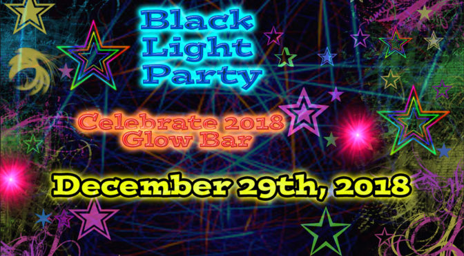 December 29th, 2018: APEX NEW YEAR: BLACKLIGHT PARTY
