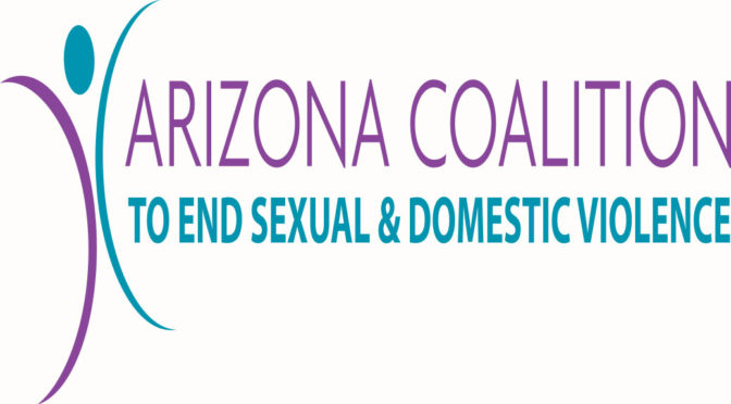 DISMANTLING RAPE CULTURE AND EMPOWERING CONSENT with the Arizona Coalition to End Sexual and Domestic Violence January 28th, 2019