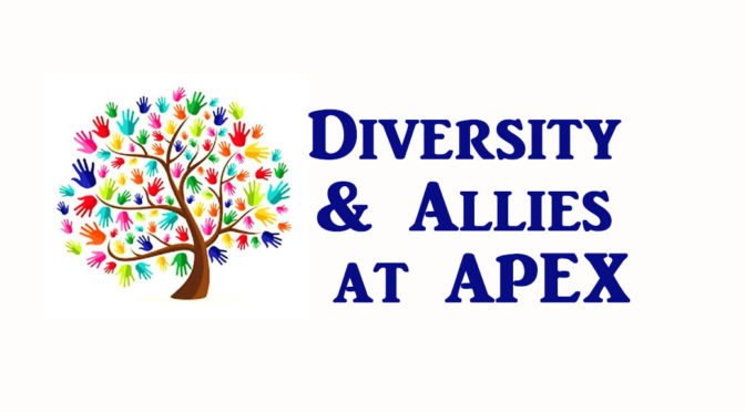 Diversity and Being an ally