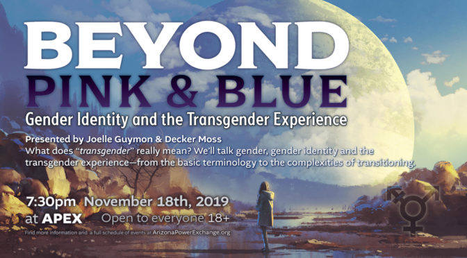 BEYOND PINK AND BLUE: GENDER IDENTITY AND THE TRANSGENDER EXPERIENCE